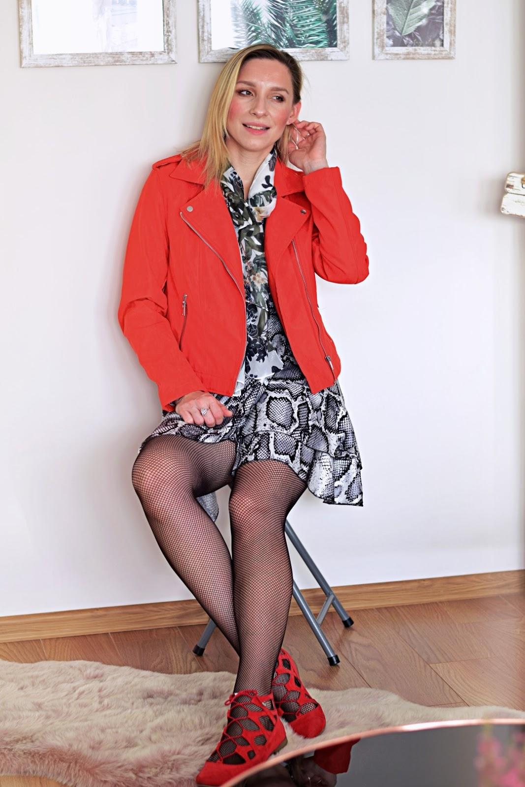 czerwona_ramoneska_dobrej_jakości_answear