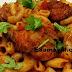 சிக்கன் மக்ரோனி செய்வது | Making Chicken Macaroni Recipe !