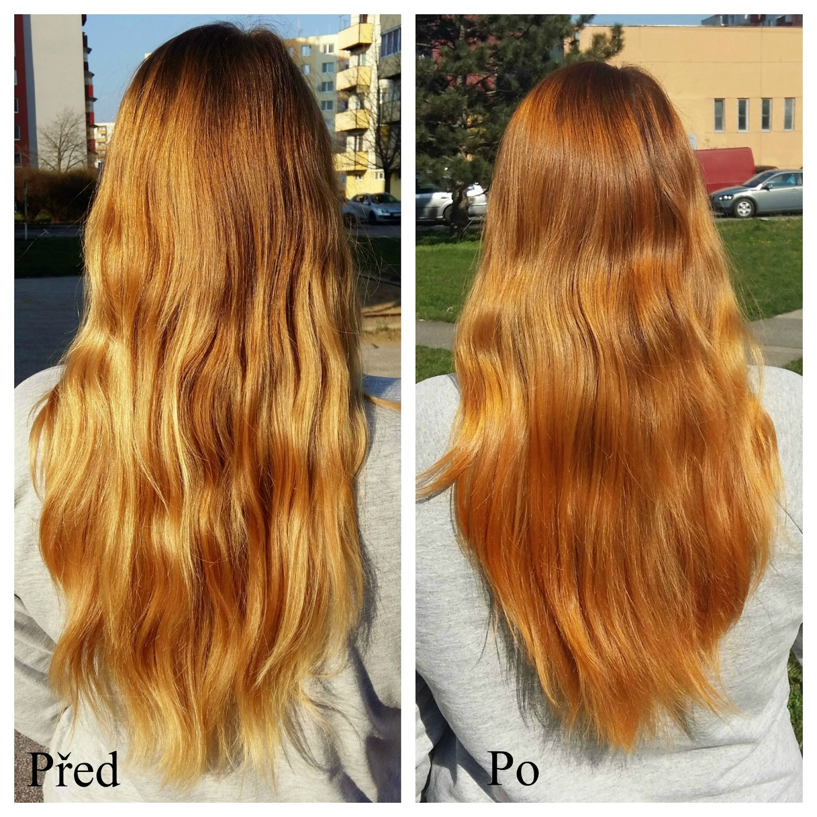 První přírodní barvení vlasů s Hennou  561811d0ae1