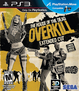 The House of The Dead Overkill PS3 Torrent