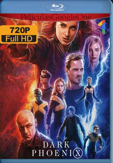 X-MEN: Dark Phoenix (2019) BRRip 720p (Latino-Inglés) MKV