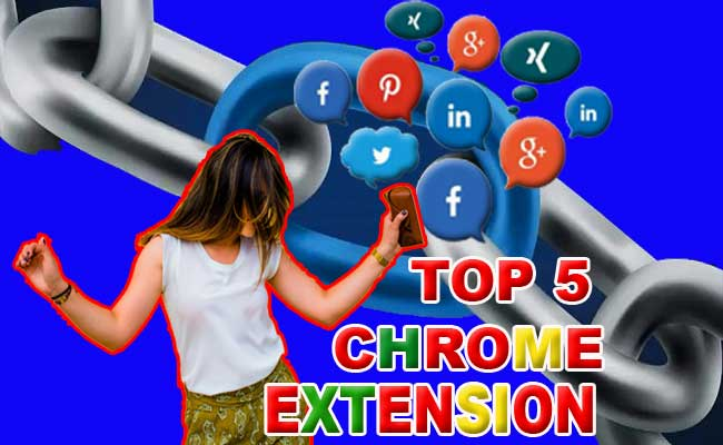 top 5 chrome extension for website