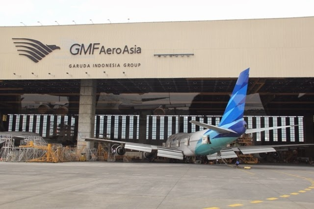 Baru Dibentuk 2019, Cucu Usaha Garuda Indonesia di Bawah GMF Aero Asia Ditutup