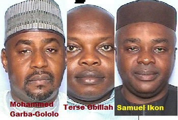 3 Nigerian Lawmakers Sues US Govt. $1b Damages Over Alleged Sex Scandal