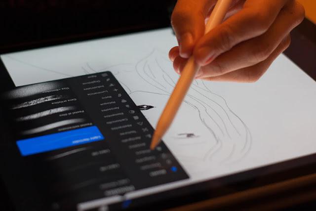 Alat-Alat yang Kamu Butuhkan untuk Menggambar Digital!