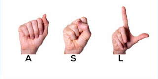 ASL(American Sign Language)