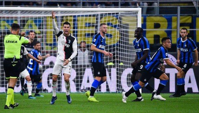 موعد مباراة انتر ميلان ويوفنتوس في الجوله السابعة والثلاثون قبل الاخيره من الدوري الايطالي
