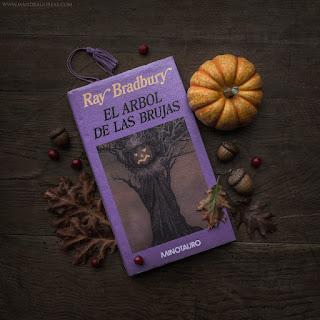The Halloween Tree by Ray Bradbury / El árbol de las brujas de Ray Bradbury