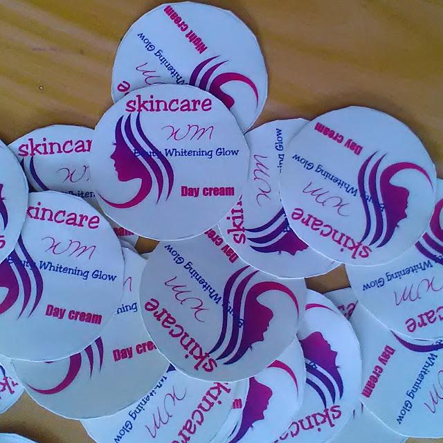 Stiker Skincare