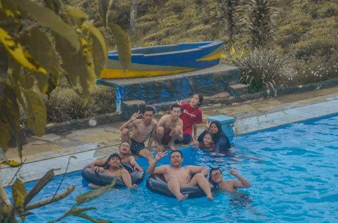 Destinasi wisata alam Bukit Kacapi Tasikmalaya