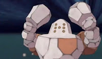 Regirock Pokemon Masters