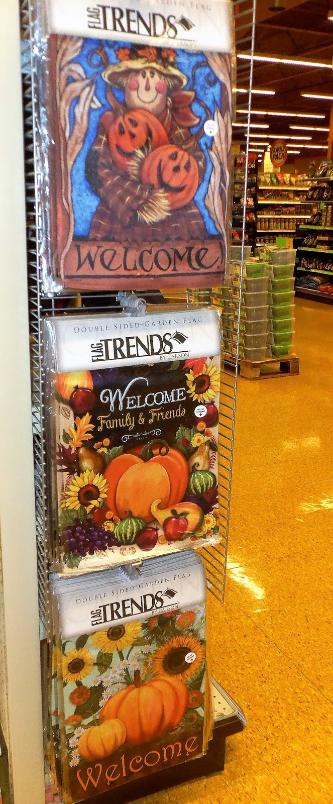 If you see something you like at Wegmanu0027s you usually have to grab it because seasonal merchandise flies off the shelves rather fast!!! & DEBBIE-DABBLE BLOG: Fall and Halloween at Wegmanu0027s!!