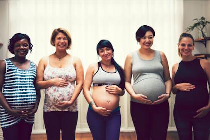 Cara Diet Yang Baik Untuk Ibu Hamil