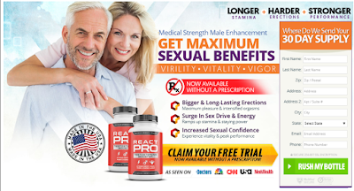 React Pro Male Enhancement