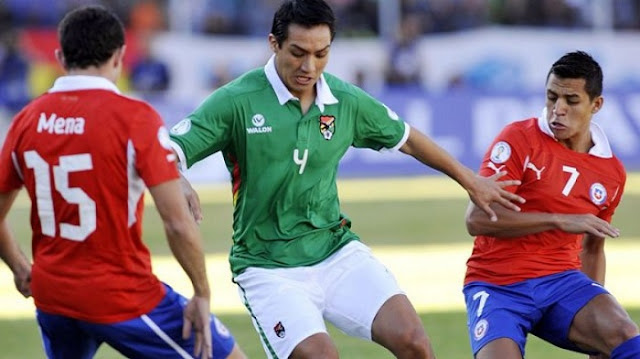 Chile vs Bolivia en vivo Clasificación Rusia 2018