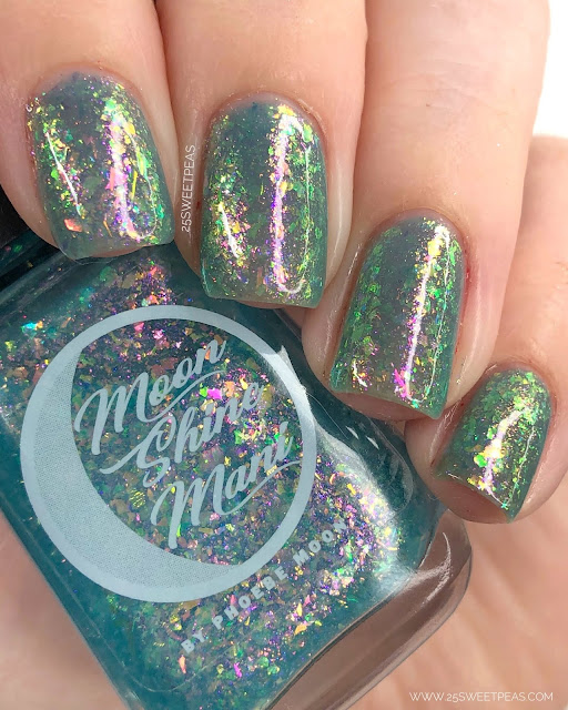 Moon Shine Mani This is Your Night