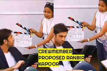 CREWMEMBER PROPOSED RANBIR KAPOOR