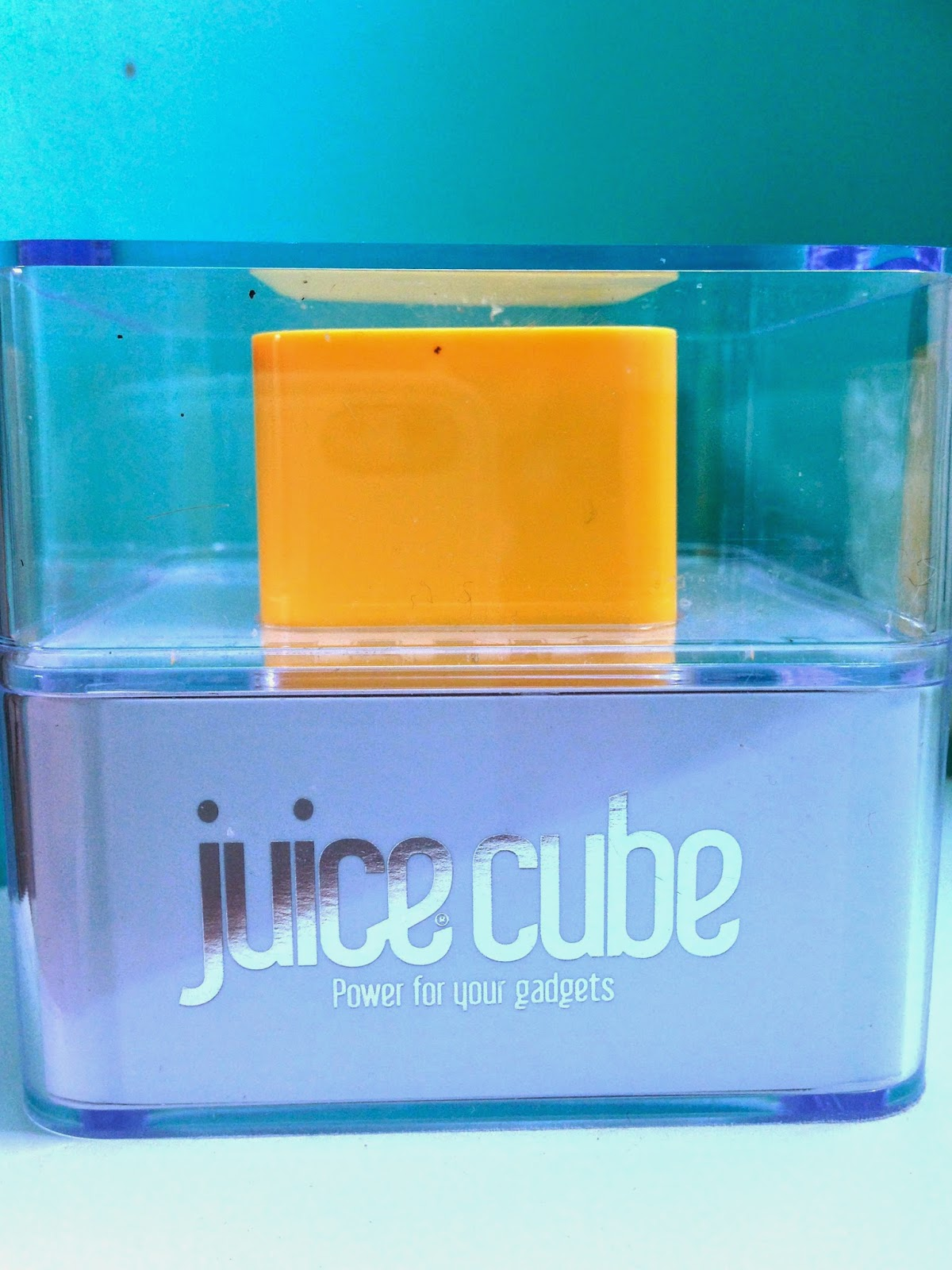 The Juice Cube