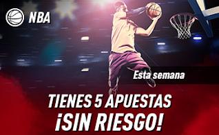 sportium Promo NBA 21-27 diciembre 2020