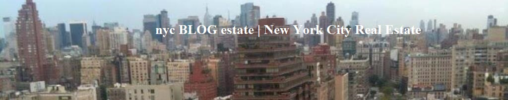 nyc BLOG estate
