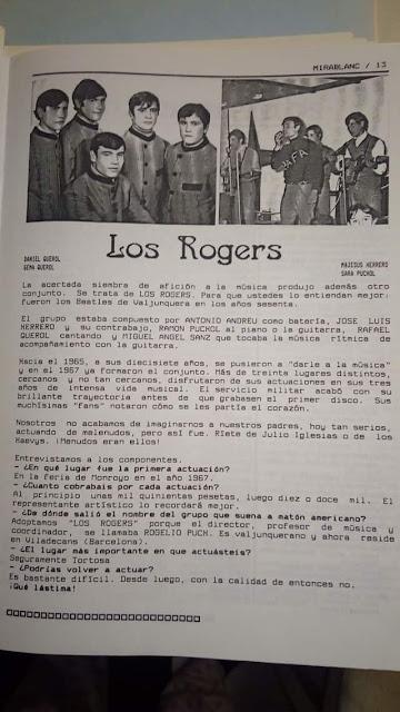 los Rogers, Valjunquera, Valchunquera, Teruel, Aragón