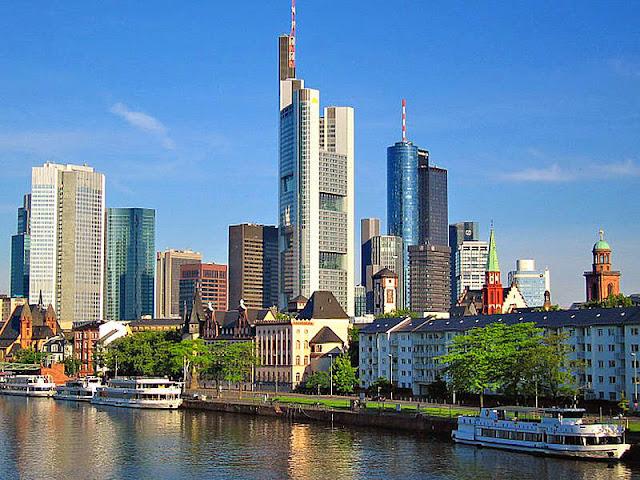 Passeios gratuitos em Frankfurt