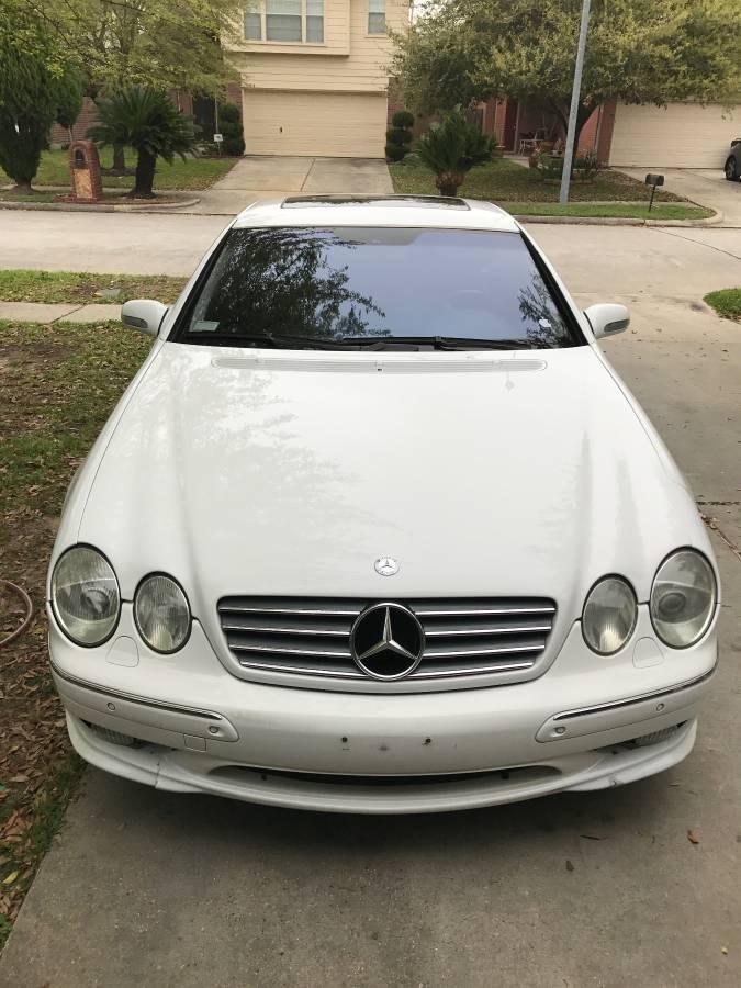 Daily Turismo: Vee-Twelve: 2001 Mercedes-Benz CL600