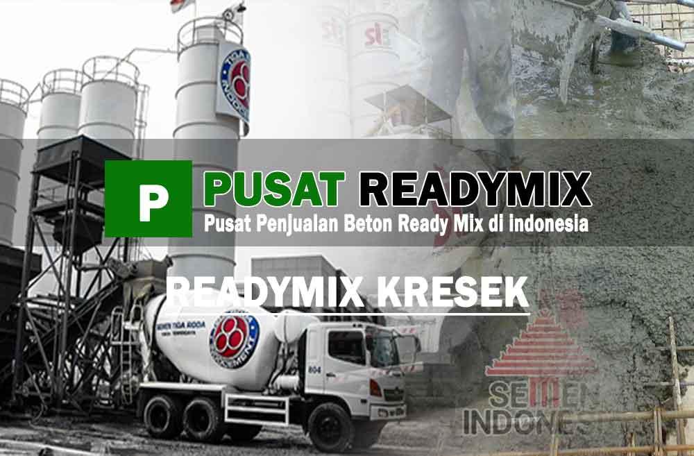 Harga Beton Ready mix Kresek