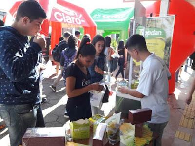 Tropdan participa de feira de profissões da Unisepe