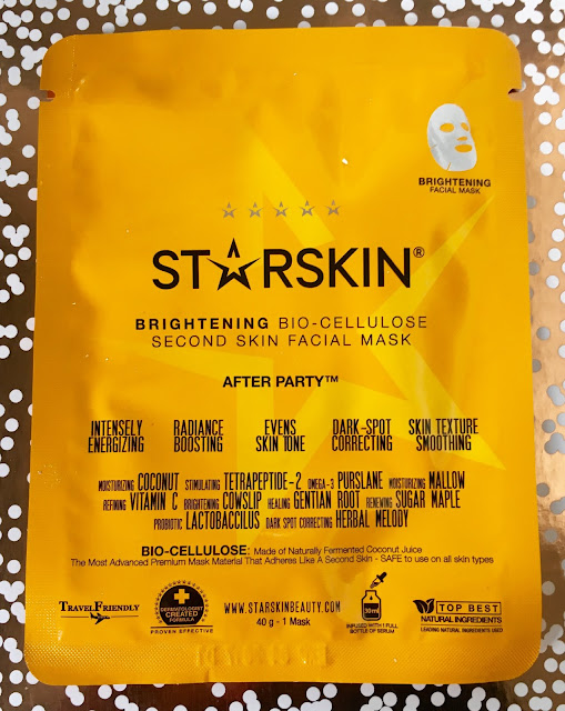 Starskin facial mask