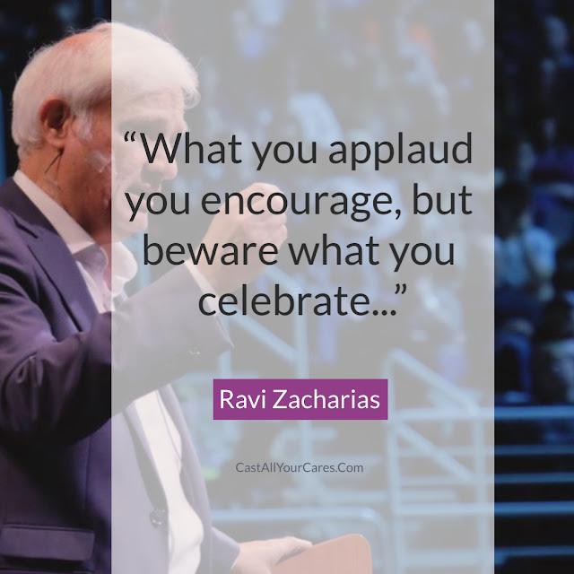motivational Quotes of Ravi Zacharias