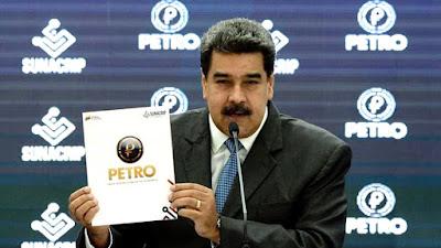 Venezuela: Maduro autoriza primer casino con apuestas en petros