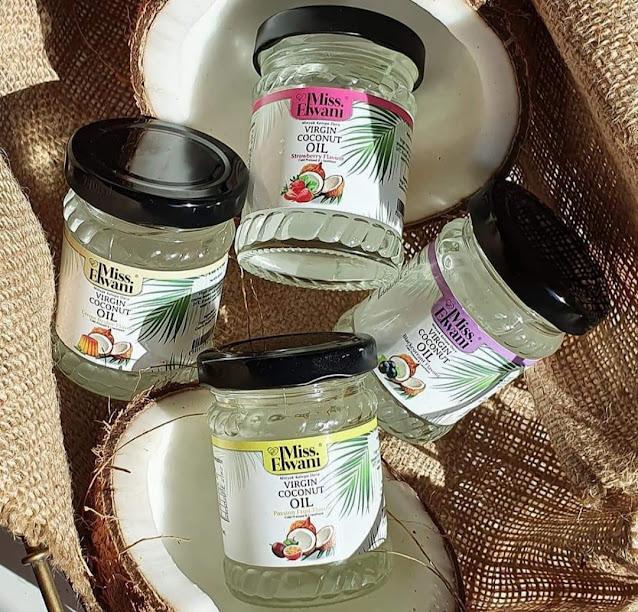 Minyak Kelapa Dara Miss Elwani Baik Untuk Kecantikan