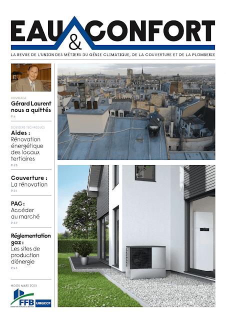 Pompe à Chaleur : nouvelle règlementation en 2021, nouveaux produits, chiffres et qualifications