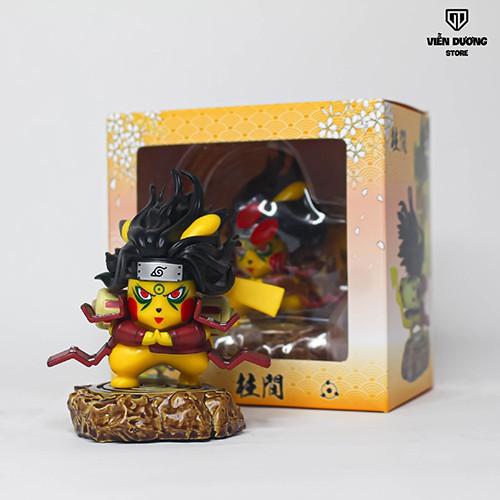 Mô Hình Figure Anime Naruto Pikachu