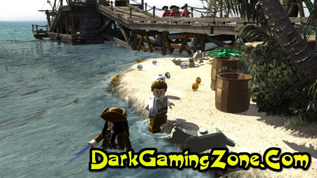Lego Pirates Of The Caribbean The Video Game - Free ...