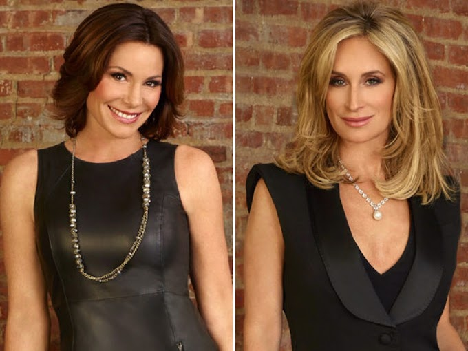 "Luann de Lesseps Says Sonja Morgan's Cabaret Payment Claims Made On RHONY ""Couldn't Be Further From The Truth"""