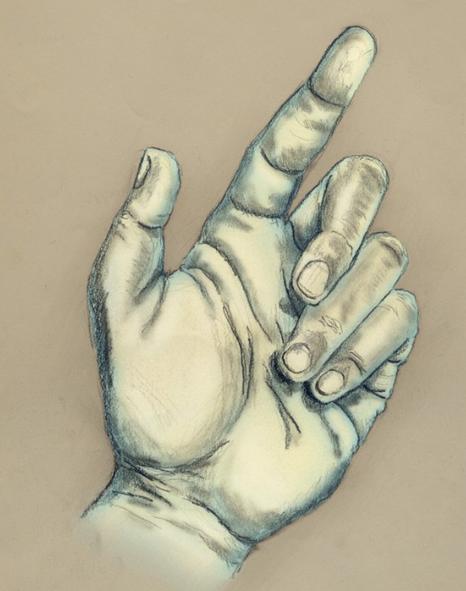 El Ve Parmak Karakalem çizimleri Karakalem çizimleri Karakalem