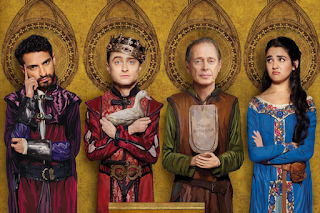 Miracle Workers: Dark Ages poster