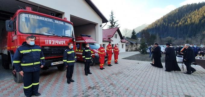 """ISU """"Bucovina"""" Suceava a deschis un nou punct de lucru în comuna Crucea"""