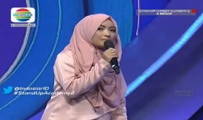 Raditya Dika - Ini penampilan Arafah paling cantik dengan baju pink