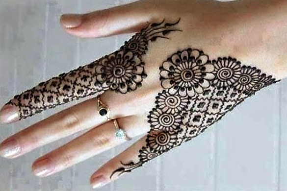 Easy and Simple Arabic Mehndi Designs That You Need to Try in 2019