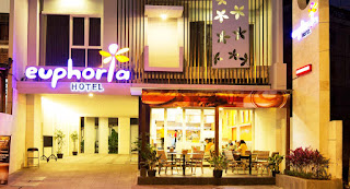 Various Vacancies at Euphoria Hotel in Legian, Kuta