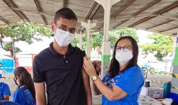 Bahia ultrapassa marca de 10 milhões de vacinados contra a Covid-19