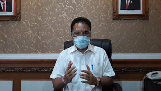 Update Covid-19 di Bali: Sembuh 11 Orang, Kasus Positif  Bertambah 10 Orang