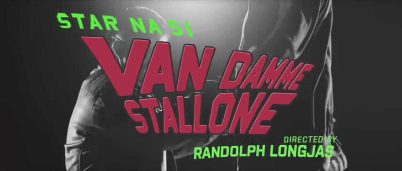 Star na si Van Damme Stallone CineFilipino 2016 entry movie title card written by Ronald Allan Habon and directed by Randolph Longjas starring Paolo Pingol and Jadford Dilanco, Candy Pangilinan showing March 16 to 22, 2016