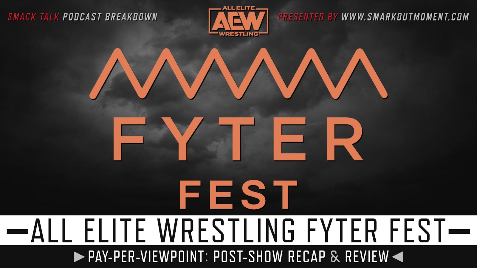 AEW Fyter Fest 2019 Recap and Review Podcast