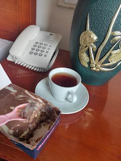 Kue Coklat Melting Dari Tiramisusu By Chocomory