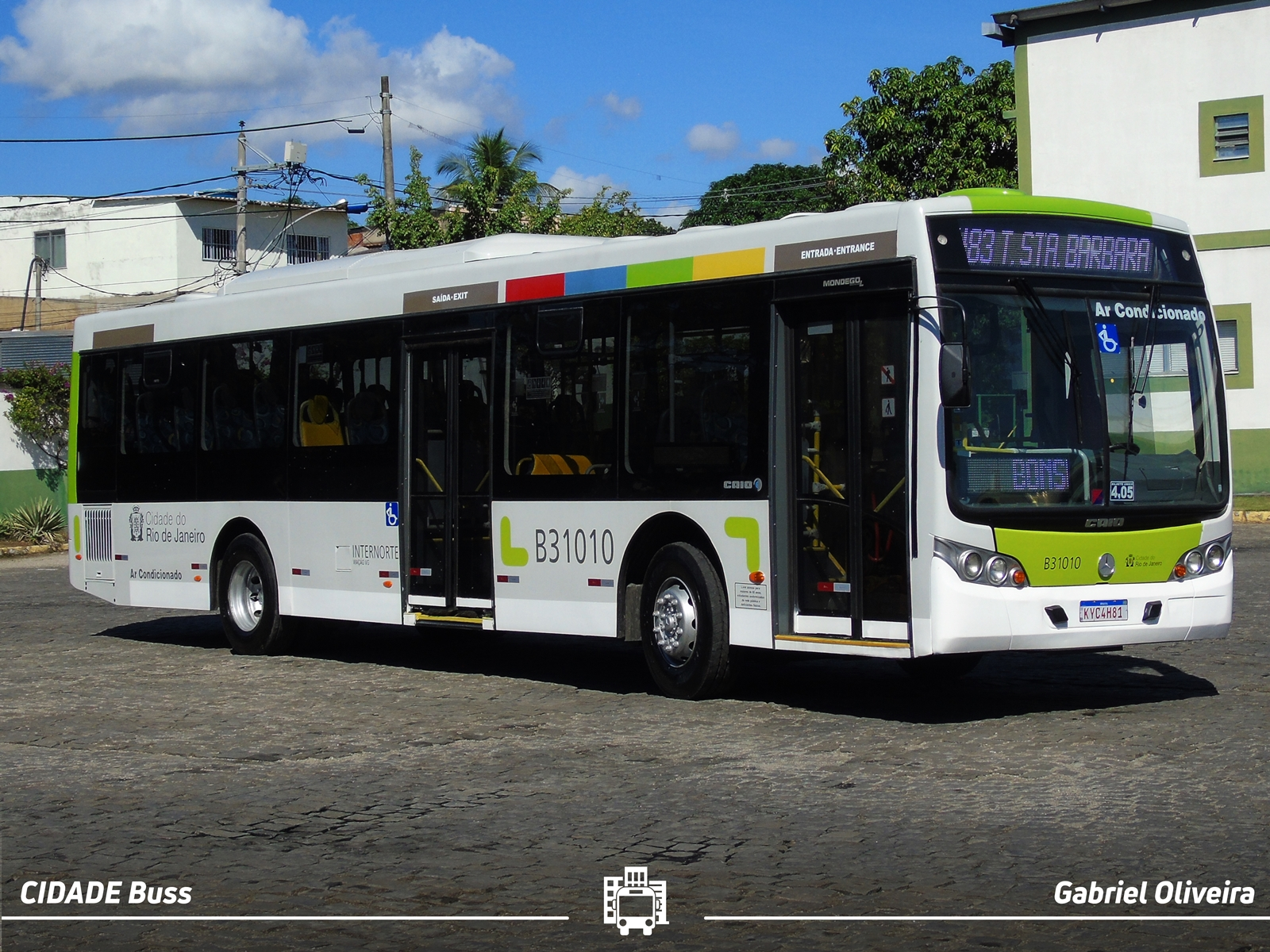 Ônibus da Viação VG