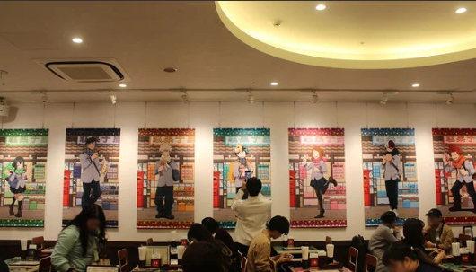 Cafe Terbaru My Hero Academia Memiliki Tema Festival Musim Gugur